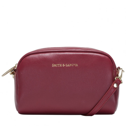 Сумка женская Smith & Canova 92914 Regent (Burgundy)